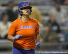 Florida junior second baseman Aja Paculba watches a fly ball during the Gators' 8-4 exhibition game win against the Santa Fe College Saints on Thursday, November 5, 2009 at Katie Seashole Pressly Softball Stadium in Gainesville, Fla. / Gator Country photo by Tim Casey