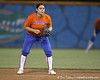 Florida junior second baseman Aja Paculba stands in position during the Gators' 8-4 exhibition game win against the Santa Fe College Saints on Thursday, November 5, 2009 at Katie Seashole Pressly Softball Stadium in Gainesville, Fla. / Gator Country photo by Tim Casey