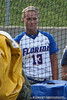 Florida freshman pitcher Hannah Rogers looks on from the bullpen during the Gator's 9-1 victory against the Oregon Ducks in the first day of the NCAA Super Regionals  on Friday, May 27, 2011 at Katie Seashole Pressly Stadium in Gainesville, Fla. / photo by Rob Foldy