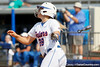 Florida senior catcher Tiffany DeFelice follows through on a swing during the Gators' 11-3 win against the UCLA Bruins in the NCAA Regional final on Sunday, May 22, 2011 at Katie Seashole Pressly Softball Stadium in Gainesville, Fla. / Gator Country photo by Tim Casey