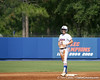Florida sophomore Ensley Gammel stands on second base during the Gators' 11-3 win against the UCLA Bruins in the NCAA Regional final on Sunday, May 22, 2011 at Katie Seashole Pressly Softball Stadium in Gainesville, Fla. / Gator Country photo by Tim Casey