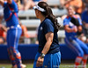 UCLA Head Coach Kelly Inouye-Perez during the Gator's 2-3 loss to the UCLA Bruins on Sunday, May 22, 2011 at Katie Seashole Pressly Stadium in Gainesville, Fla. / photo by Rob Foldy