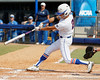 Florida senior Kelsey Bruder flies out to right field during the Gators' 11-3 win against the UCLA Bruins in the NCAA Regional final on Sunday, May 22, 2011 at Katie Seashole Pressly Softball Stadium in Gainesville, Fla. / Gator Country photo by Tim Casey