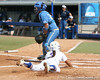 Florida senior second baseman Aja Paculba slides into home during the Gators' 11-3 win against the UCLA Bruins in the NCAA Regional final on Sunday, May 22, 2011 at Katie Seashole Pressly Softball Stadium in Gainesville, Fla. / Gator Country photo by Tim Casey