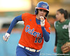 Florida senior left fielder Francesca Enea scores from first base during the Gators' 6-1 win against the Jacksonville Dolphins on Wednesday, February 17, 2010 at Katie Seashole Pressly Softball Stadium in Gainesville, Fla. / Gator Country photo by Tim Casey