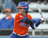 Florida junior Kelsey Bruder bats during the Gators' 6-1 win against the Jacksonville Dolphins on Wednesday, February 17, 2010 at Katie Seashole Pressly Softball Stadium in Gainesville, Fla. / Gator Country photo by Tim Casey