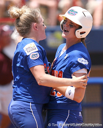 WCWS Photo Gallery #2, UF vs. VT
