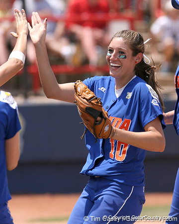 WCWS Photo Gallery #4, UF vs. Texas A&M