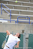 The University of Florida men's tennis team competes on the third day of the annual Gator Invitational in Gainesville, Fla. on Sunday, September 27, 2009. / Gator Country photo by Casey Brooke Lawson