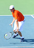 The University of Florida men's tennis team compete in the NCAA men's tournament on Saturday, May 9, 2009 in Gainesville, Fla. at the Ring Tennis Complex. / Gator Country photo by Casey Brooke Lawson