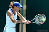 Freshman Barbara Pinterova of the University of Florida women's tennis team compete in the NCAA women's tournament on Saturday, May 9, 2009 against the University of Charleston in Gainesville, Fla. at the Ring Tennis Complex. / Gator Country photo by Casey Brooke Lawson