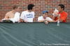 photo by Tim Casey<br /> <br /> during the No. 7-ranked Gators' 6-1 win against the Stetson Hatters on Tuesday, January 27, 2009 at Linder Stadium in Gainesville, Fla.