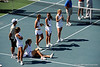 University of Florida women's tennis team defeats the University of Alabama Crimson Tide on Friday, April 10, 2009 in Gainesville, Fla. / Gator Country photo by Casey Brooke Lawson
