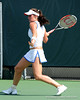 Junior Anastasia Revzina of the University of Florida women's tennis team competes in the NCAA women's tournament on Sunday, May 10, 2009 against the Florida State University in Gainesville, Fla. at the Ring Tennis Complex. / Gator Country photo by Casey Brooke Lawson