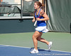 Florida freshman Alexandra Cercone reacts after winning a doubles point during the Gators' 4-3 win against top-seeded Stanford to win the 2011 NCAA Championship on Tuesday at Taube Tennis Stadium on the campus of Stanford University in Palo Alto, Calif. / UF Communications photo by Kathy Cafazzo