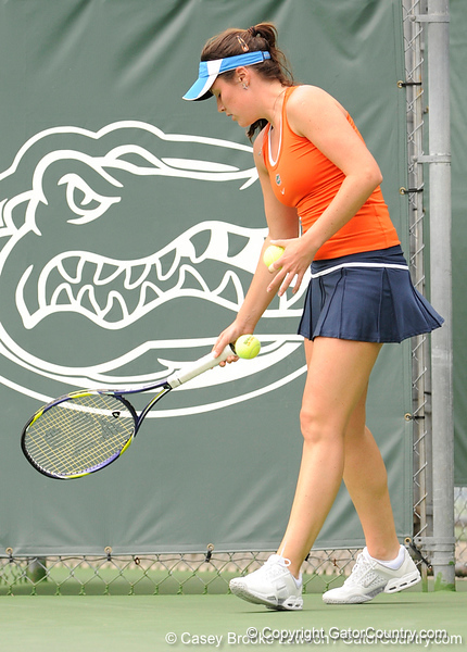 The University of Florida Gators defeat North Texas 7-0 in Gainesville, Fla. on Sunday, January 24, 2010. / Gator Country photo by Casey Brooke Lawson