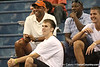 080824_RiversDocCalathesNickParsonsChandler_6523_TCasey<br /> <br /> photo by Tim Casey<br /> <br /> during the Florida volleyball team's annual Fan Day and Orange and Blue Scrimmage on Sunday, August 24, 2008 at the Stephen C. O'Connell Center in Gainesville, Fla.