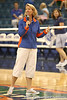080824_WiseMary_6351_TCasey<br /> <br /> photo by Tim Casey<br /> <br /> during the Florida volleyball team's annual Fan Day and Orange and Blue Scrimmage on Sunday, August 24, 2008 at the Stephen C. O'Connell Center in Gainesville, Fla.