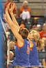 080824_BowersKelsey_6469_TCasey<br /> <br /> photo by Tim Casey<br /> <br /> during the Florida volleyball team's annual Fan Day and Orange and Blue Scrimmage on Sunday, August 24, 2008 at the Stephen C. O'Connell Center in Gainesville, Fla.
