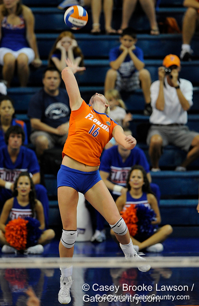 The University of Florida Gators defeat MIssissippi State  3-0 in Gainesville, Fla. on Friday, September 25, 2009. / Gator Country photo by Casey Brooke Lawson