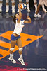 Florida junior defensive specialist Erin Fleming serves during the Gators' 3-0 win against the Colorado Buffaloes on Saturday, August 29, 2009 at the Stephen C. O'Connell Center in Gainesville, Fla / Gator Country photo by Tim Casey