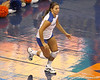 Florida junior setter Brynja Rodgers gets in position after serving during the Gators' 3-0 win against the Colorado Buffaloes on Saturday, August 29, 2009 at the Stephen C. O'Connell Center in Gainesville, Fla / Gator Country photo by Tim Casey