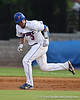 Florida sophomore catcher Mike Zunino steals second base during the Gators' 4-1 victory over the University of North Florida Ospreys on Wednesday, May 11, 2011 at McKethan Stadium in Gainesville, Fla. / photo by Rob Foldy