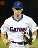 Florida sophomore Austin Maddox runs back to the dugout during the Gators' 4-1 victory over the University of North Florida Ospreys on Wednesday, May 11, 2011 at McKethan Stadium in Gainesville, Fla. / photo by Rob Foldy