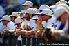 Florida sophomore pitcher Steven Rodriguez watches during the Gators' game against the Texas Longhorns in the College World Series on Saturday, June 18, 2011 at TD Ameritrade Park in Omaha, Neb. / Gator Country photo by Tim Casey