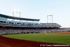 during the Gators' 8-4 win against the Texas Longhorns in the College World Series on Saturday, June 18, 2011 at TD Ameritrade Park in Omaha, Neb. / Gator Country photo by Tim Casey