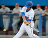 Florida junior Preston Tucker swings at a pitch during the Gators' 7-0 win against the Alabama Crimson Tide on Friday, April 22, 2011 at McKethan Stadium in Gainesville, Fla. / Gator Country photo by Tim Casey