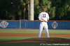 Florida sophomore pitcher Hudson Randall stands during the national anthem before the Gators' 7-0 win against the Alabama Crimson Tide on Friday, April 22, 2011 at McKethan Stadium in Gainesville, Fla. / Gator Country photo by Tim Casey