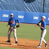 Richie Martin (12) at the Florida Gators fall baseball scrimmage on Nov. 9, 2012, at McKethan Stadium in Gainesville, Fla.
