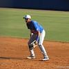 Vickash Ramjit at the Florida Gators fall baseball scrimmage on Nov. 9, 2012, at McKethan Stadium in Gainesville, Fla.