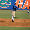 Richie Martin at the Florida Gators fall baseball scrimmage on Nov. 9, 2012, at McKethan Stadium in Gainesville, Fla.