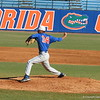 Jason Carmichael at the Florida Gators fall baseball scrimmage on Nov. 9, 2012, at McKethan Stadium in Gainesville, Fla.