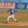 Jason Carmichael at the Florida Gators fall baseball scrimmage on Nov. 9, 2012, at McKethan Stadium in Gainesville, Fla.