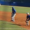 Josh Tobias at the Florida Gators fall baseball scrimmage on Nov. 9, 2012, at McKethan Stadium in Gainesville, Fla.