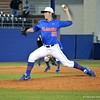 Pitcher Parker Danciu during the Gators' 4-2 win against Duke on Saturday, February 16, 2013 at McKethan Stadium in Gainesville, Fla. / Gator Country photo by Danielle Bloch