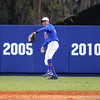 Sophomore Justin Shafer throwing the ball during the Gators' 4-2 win against Duke on Saturday, February 16, 2013 at McKethan Stadium in Gainesville, Fla. / Gator Country photo by Danielle Bloch