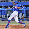 Vickash Ramjit at bat during the Gators' 4-2 win against Duke on Saturday, February 16, 2013 at McKethan Stadium in Gainesville, Fla. / Gator Country photo by Danielle Bloch