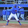 Senior Cody Dent waiting for the pitch during the Gators' 4-2 win against Duke on Saturday, February 16, 2013 at McKethan Stadium in Gainesville, Fla. / Gator Country photo by Danielle Bloch