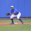 Senior Vickash Ramjit ready to catch the ball during the Gators' 4-2 win against Duke on Saturday, February 16, 2013 at McKethan Stadium in Gainesville, Fla. / Gator Country photo by Danielle Bloch