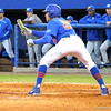 Freshman Cory Reid ready to bunt the ball during the Gators' 4-2 win against Duke on Saturday, February 16, 2013 at McKethan Stadium in Gainesville, Fla. / Gator Country photo by Danielle Bloch