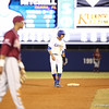Christian Dicks during Florida's 1-4 loss to Florida State on March 12, 2013 in Gainesville, Florida. Photos by Curtis Bryant for Gatorcountry.com