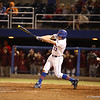 Conno Mitchell during Florida's 1-4 loss to Florida State on March 12, 2013 in Gainesville, Florida. Photos by Curtis Bryant for Gatorcountry.com