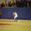 Vickash Ramjit during Florida's 1-4 loss to Florida State on March 12, 2013 in Gainesville, Florida. Photos by Curtis Bryant for Gatorcountry.com