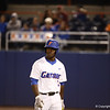 Josh Tobias during Florida's 1-4 loss to Florida State on March 12, 2013 in Gainesville, Florida. Photos by Curtis Bryant for Gatorcountry.com