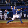 Taylor Gushue during Florida's 1-4 loss to Florida State on March 12, 2013 in Gainesville, Florida. Photos by Curtis Bryant for Gatorcountry.com