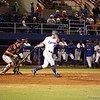 Casey Turgeon during Florida's 1-4 loss to Florida State on March 12, 2013 in Gainesville, Florida. Photos by Curtis Bryant for Gatorcountry.com